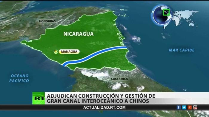 Demanda a Nicaragua