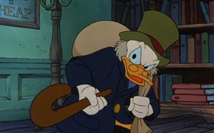 Scrooge y laNavidad