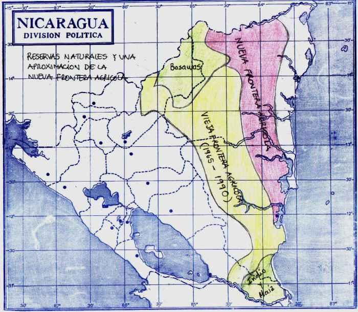 """Nicaragua, un modelo de desarrollo """"minero"""", #guestblog"""